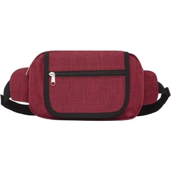 Hoss fanny pack - Heather dark red