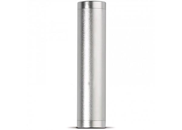 Powerbank round shape 2000mAh - Silver