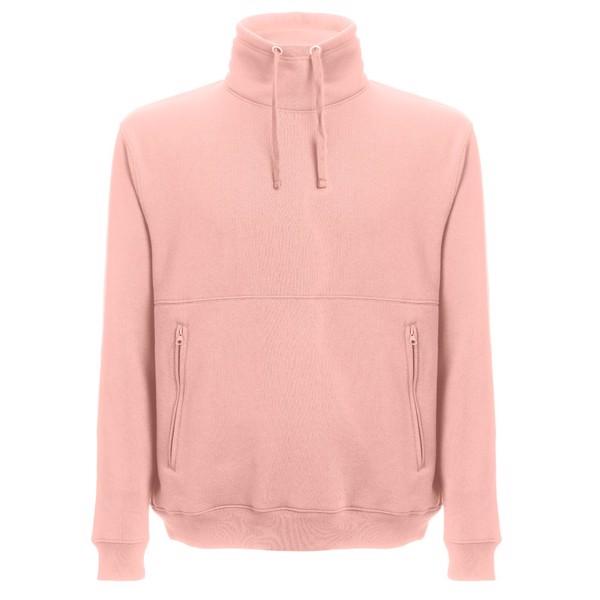 THC VILNIUS. Unisex hooded sweatshirt - Salmon / XXL