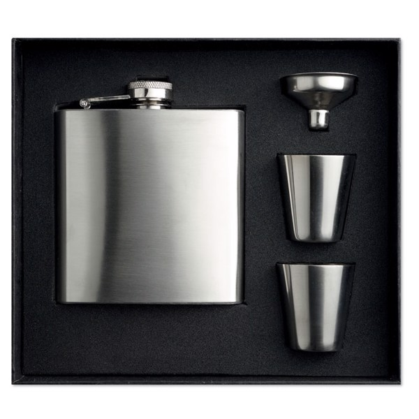 Flachmann Slimmy Flask Set