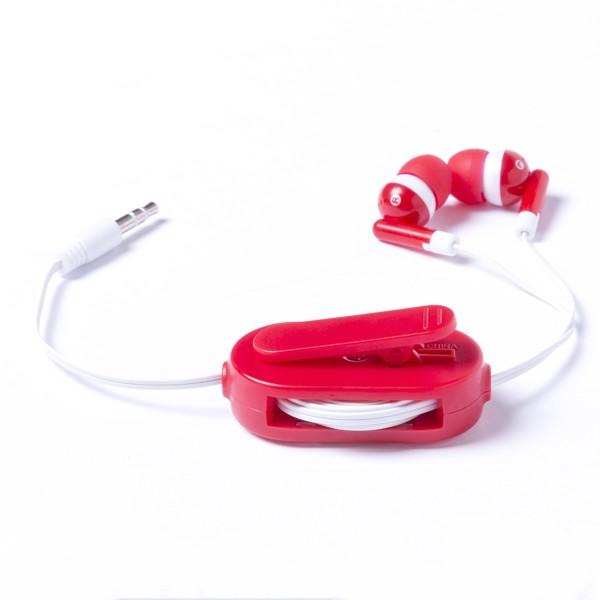 Auriculares Rasum - Blanco