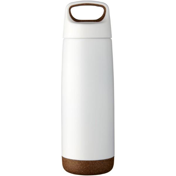 Měděná sportovní láhev Valhalla 600 ml s vakuovou izolací - Bílá