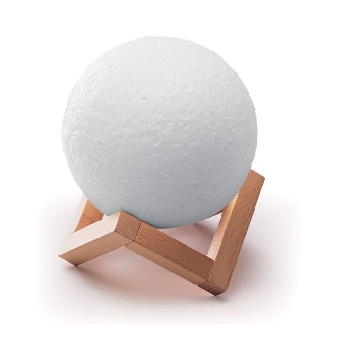 Bluetooth zvočnik v obliki lune Lune