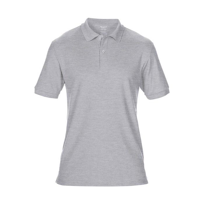 Men's Polo Shirt 207/220 g Dryblend Double Pique 75800 - Sport Grey / XXL
