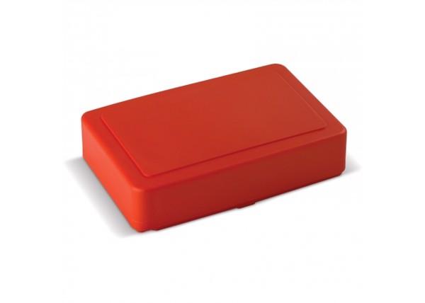 Fiambrera 1200ml - Rojo