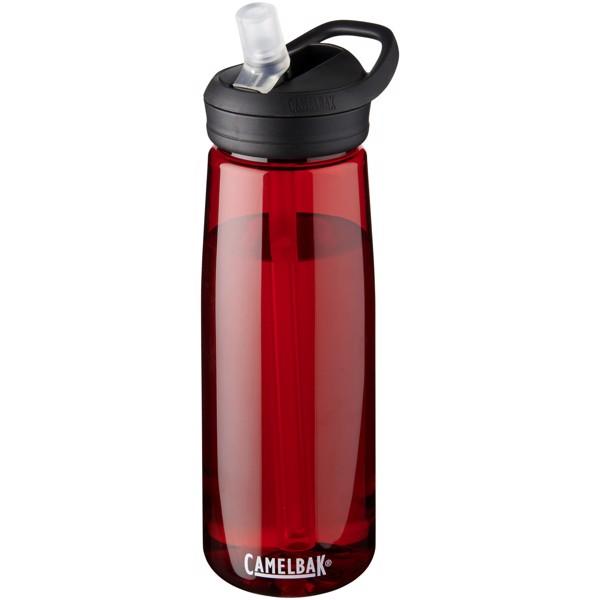 """Botella deportiva Tritan™ de 750 ml """"Eddy+"""" - Rojo"""