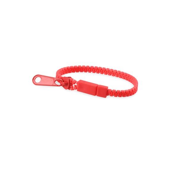 Pulseira Hirion - Vermelho
