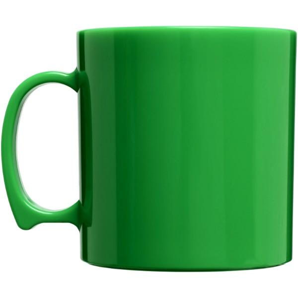 Standard 300 ml Kunststoffbecher - Grün