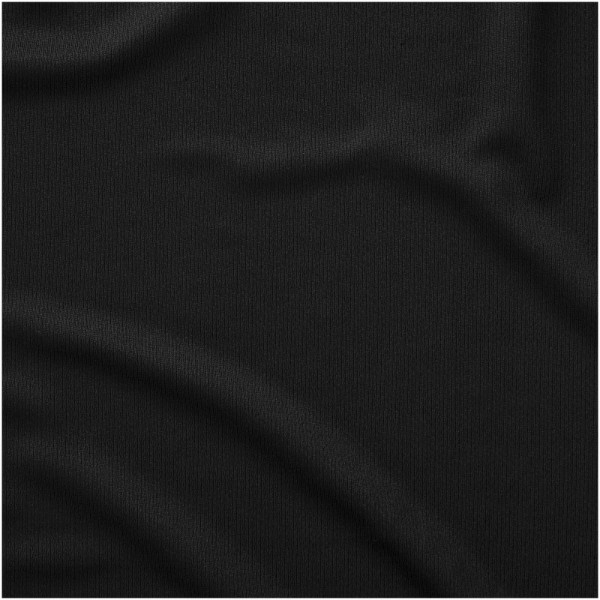 Pánské Tričko Niagara s krátkým rukávem, cool fit - Černá / XXL