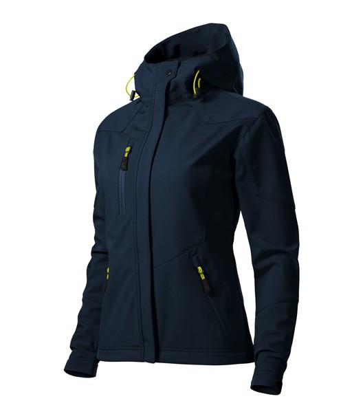 Softshell Jacket Women's Malfini Nano - Navy Blue / XS