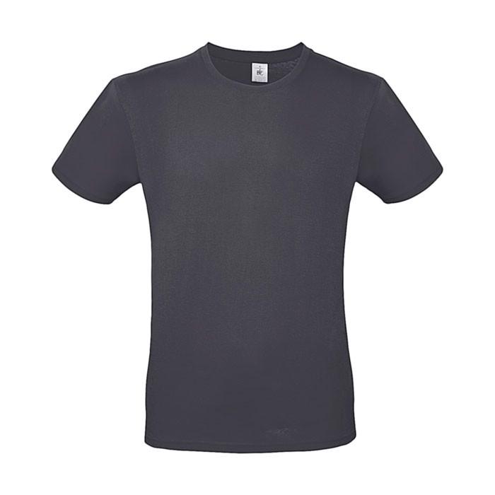T-shirt 145 g/m² #E150 T-Shirt - Dark Grey / XL