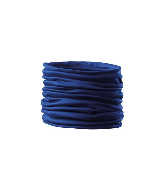 Scarf Unisex/Kids Malfini Twister - Královská Modrá / uni
