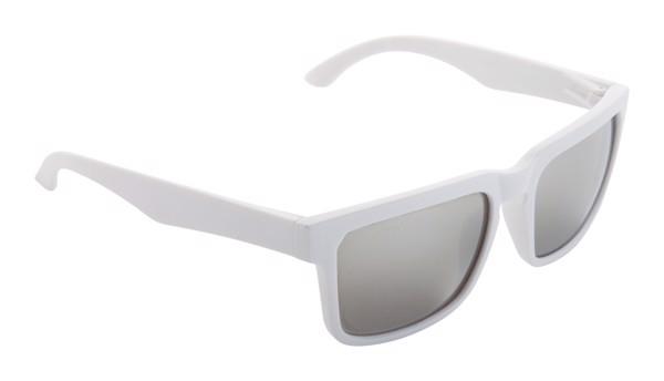 Sluneční Brýle Bunner - Bílá