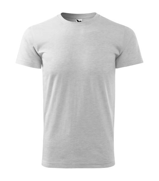 T-shirt unisex Malfini Heavy New - Ash Melange / 2XL