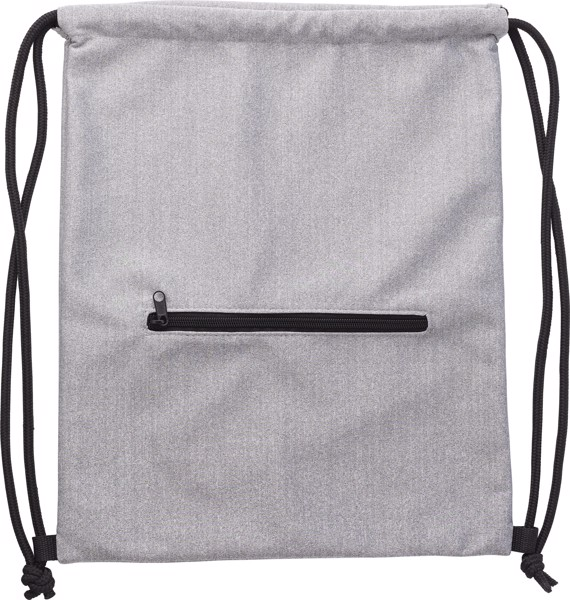 Jersey (250 gr/m²) drawstring bag