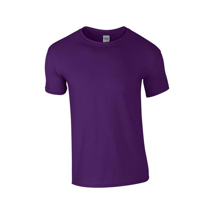 Ring Spun tričko 150 g/m² Ring Spun T-Shirt 64000 - Purple / S