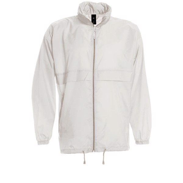 Ladies Windbreaker 70 g/m2 Sirocco Women Jw902 - White / L