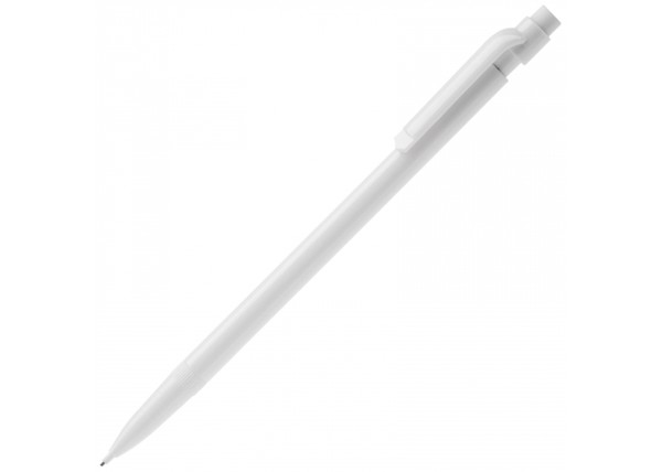 Pencil smiling mechanical - White