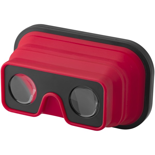 Sil-val faltbare Silikon Virtual Reality Brille