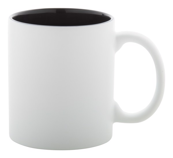 Mug Revery - White / Black