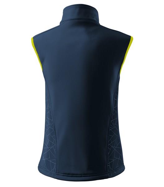 Softshellová vesta dámská Malfini Vision - Námořní Modrá / L