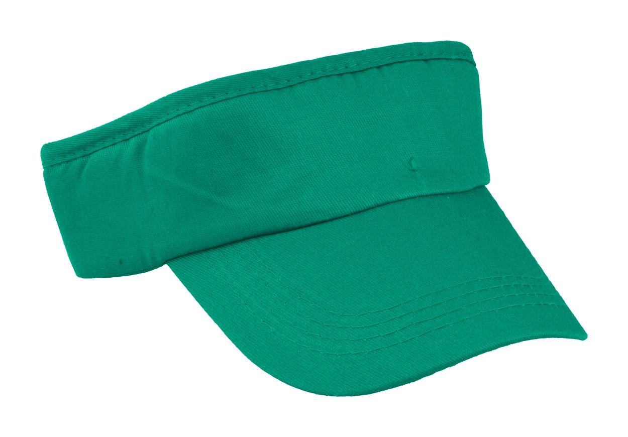 Kšilt Proti Slunci Tiger - Zelená