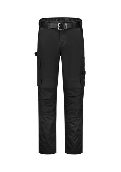 Pracovní kalhoty unisex Tricorp Work Pants Twill Cordura - Černá / 60