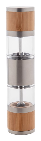 Salt And Pepper Mill Muntok - Natural