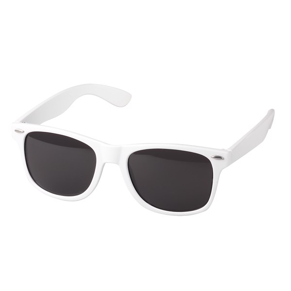 "Sunglasses ""Blues"" - White"