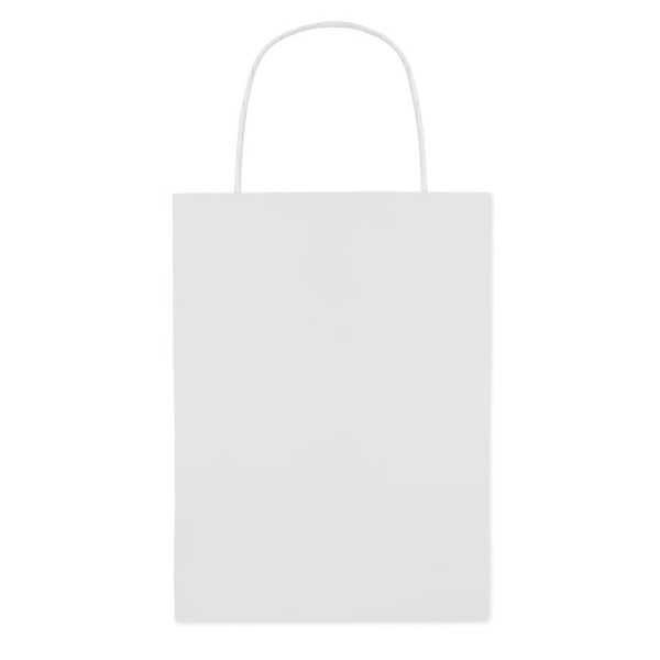 Gift paper bag small size Paper Small - White