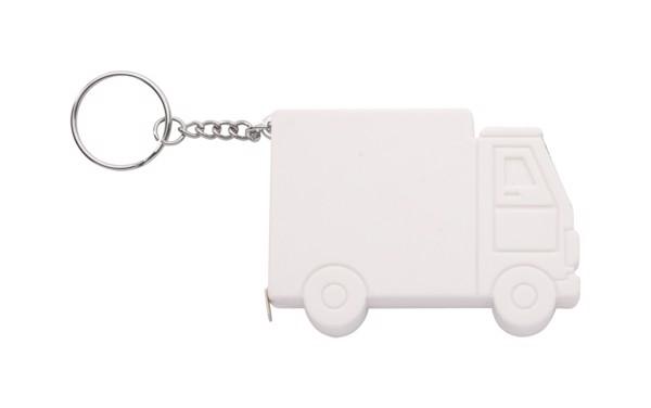 Ruleta In Forma De Camion Symmons - Alb