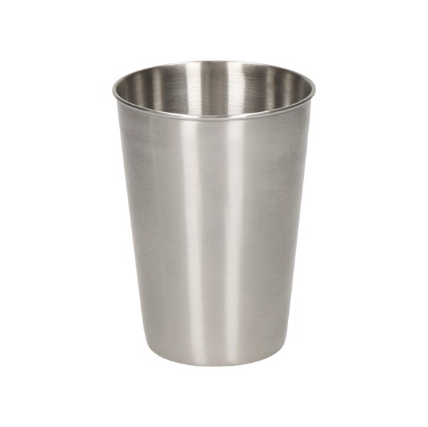 """Stainless Steel Cup """"Metallo"""""""