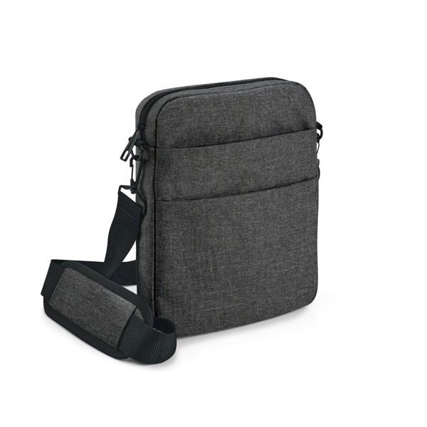 GRAPHS. Τσάντα ώμου - Σκούρο Γκρι