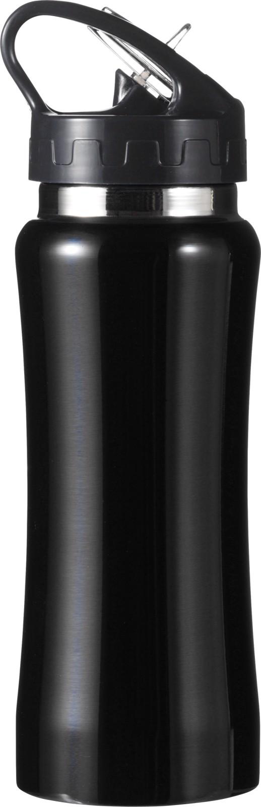 Stainless steel bottle - Black