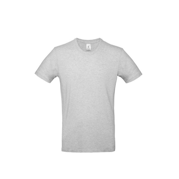 Triko 185 g/m² #E190 T-Shirt - Ash / S