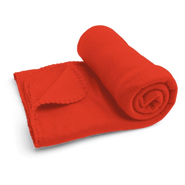 SULENA. Polar blanket 180 g/m² - Red