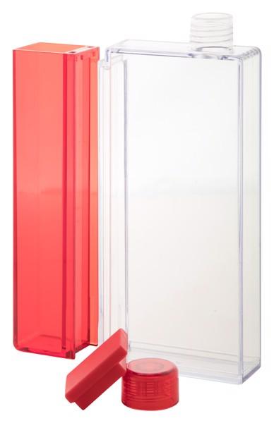 Water Bottle Flisk - Red