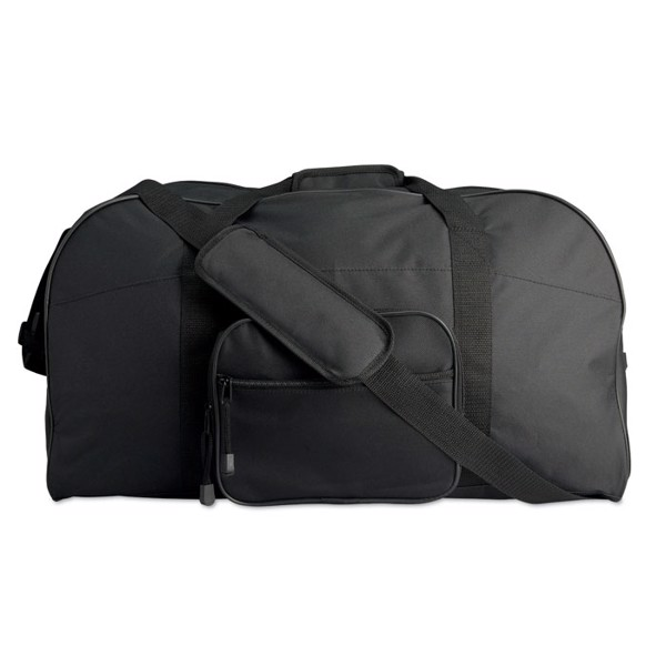 Sport or travel bag Terra - Black