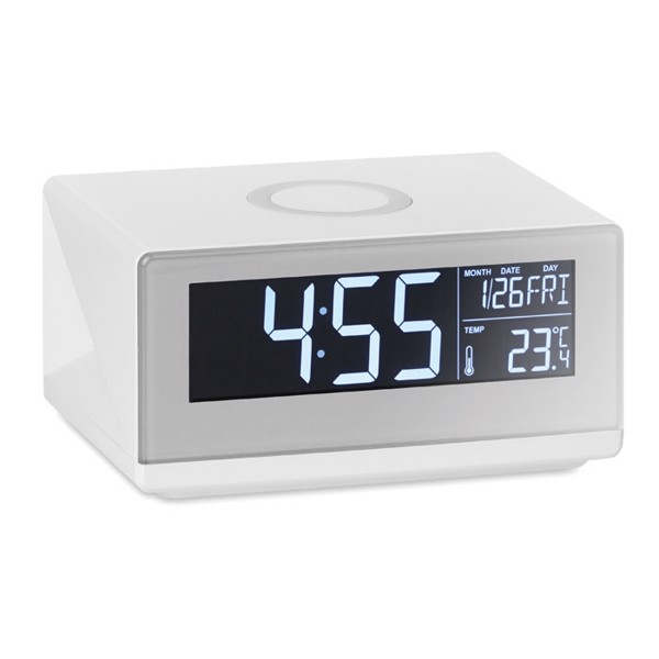 LED clock & wireless charger Sky Speaker