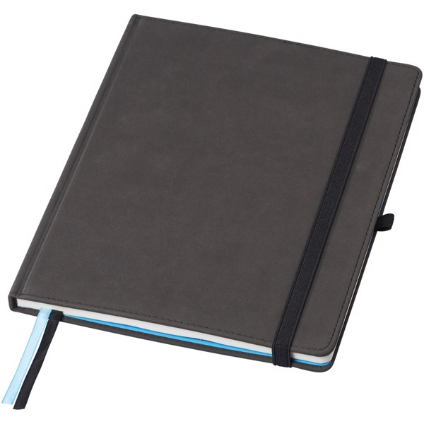 Konferenční zápisník B5 s prázdnými stránkami