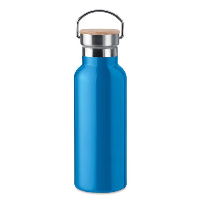 Double wall flask 500 ml Helsinki - Turquoise
