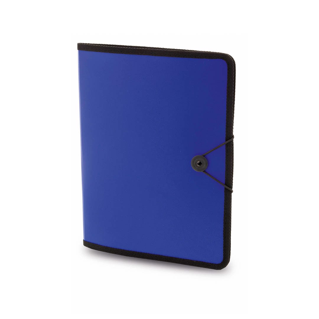 Carpeta Columbya - Azul