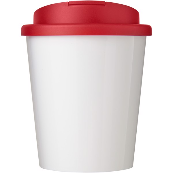 Brite-Americano Espresso® 250 ml with spill-proof lid - White / Red