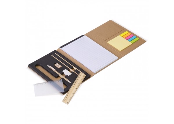 14 pieces stationery set - Nature