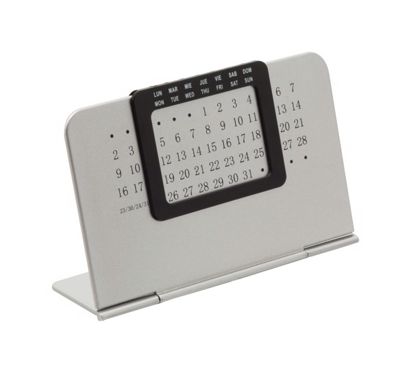 Ewiger-Kalender Lider - Silber