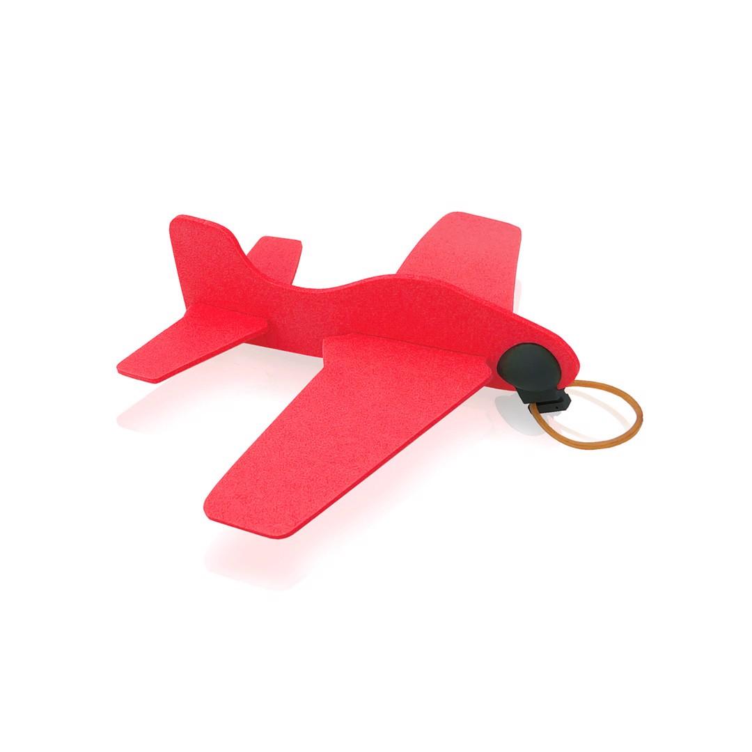 Avioneta Barón - Rojo