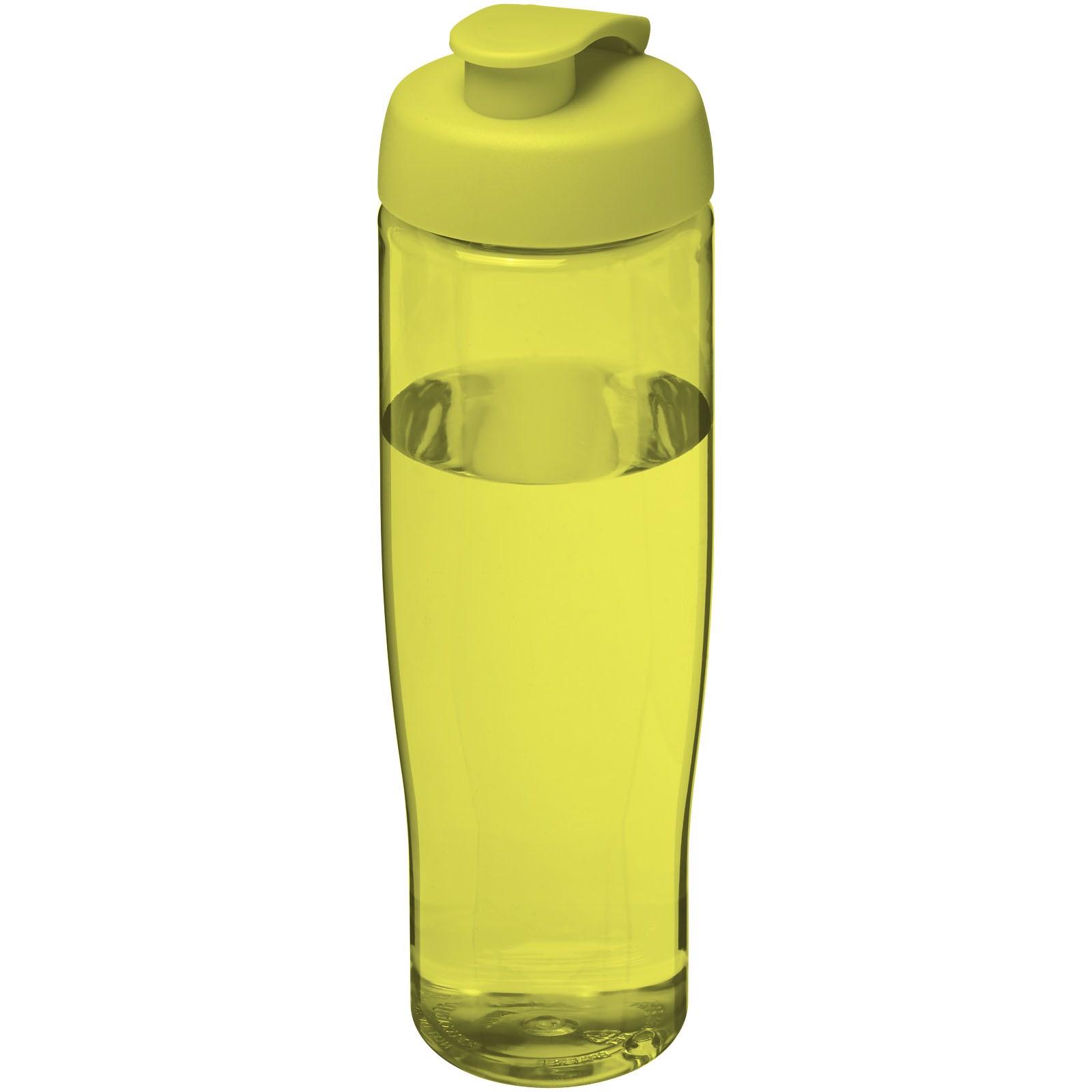 Sportovní láhev s vyklápěcím víčkem H2O Tempo® 700 ml - Limetka