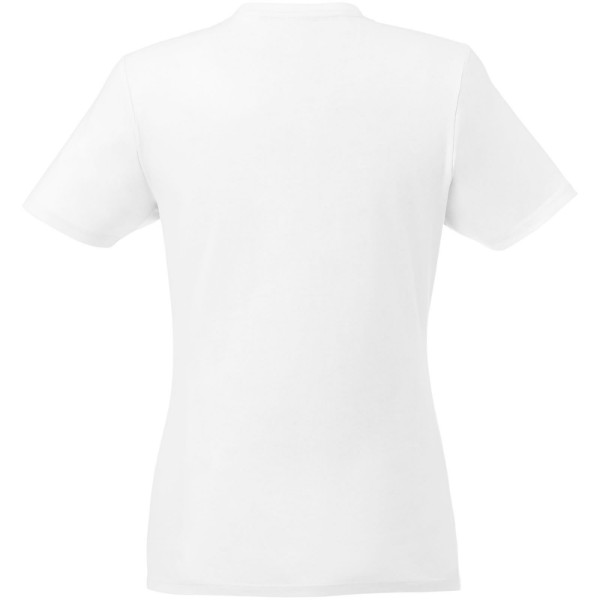 Heros short sleeve women's t-shirt - White / XS