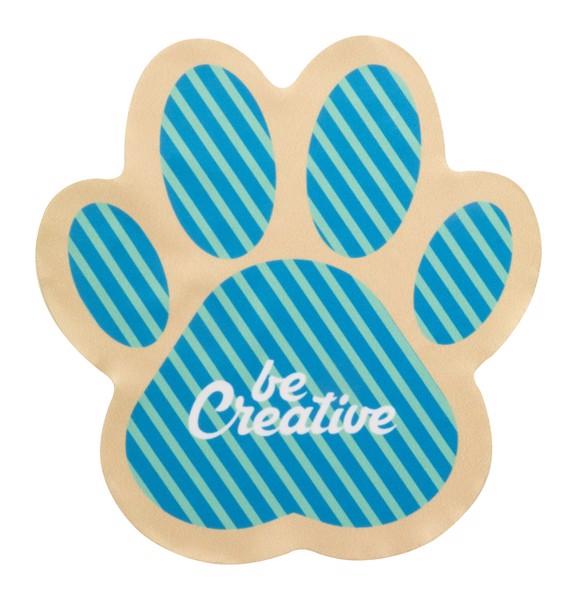 Lavetă De Curățare Pentru Ochelari Creaclean - Alb