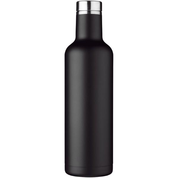 Pinto 750 ml kupfer-vakuum Isolierflasche - Schwarz